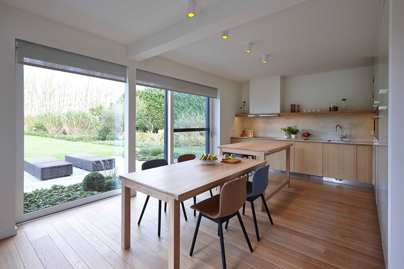 Keuken Met Zithoekje : Camus architectuur interieur verbouwing u2013 vrijstaande woning